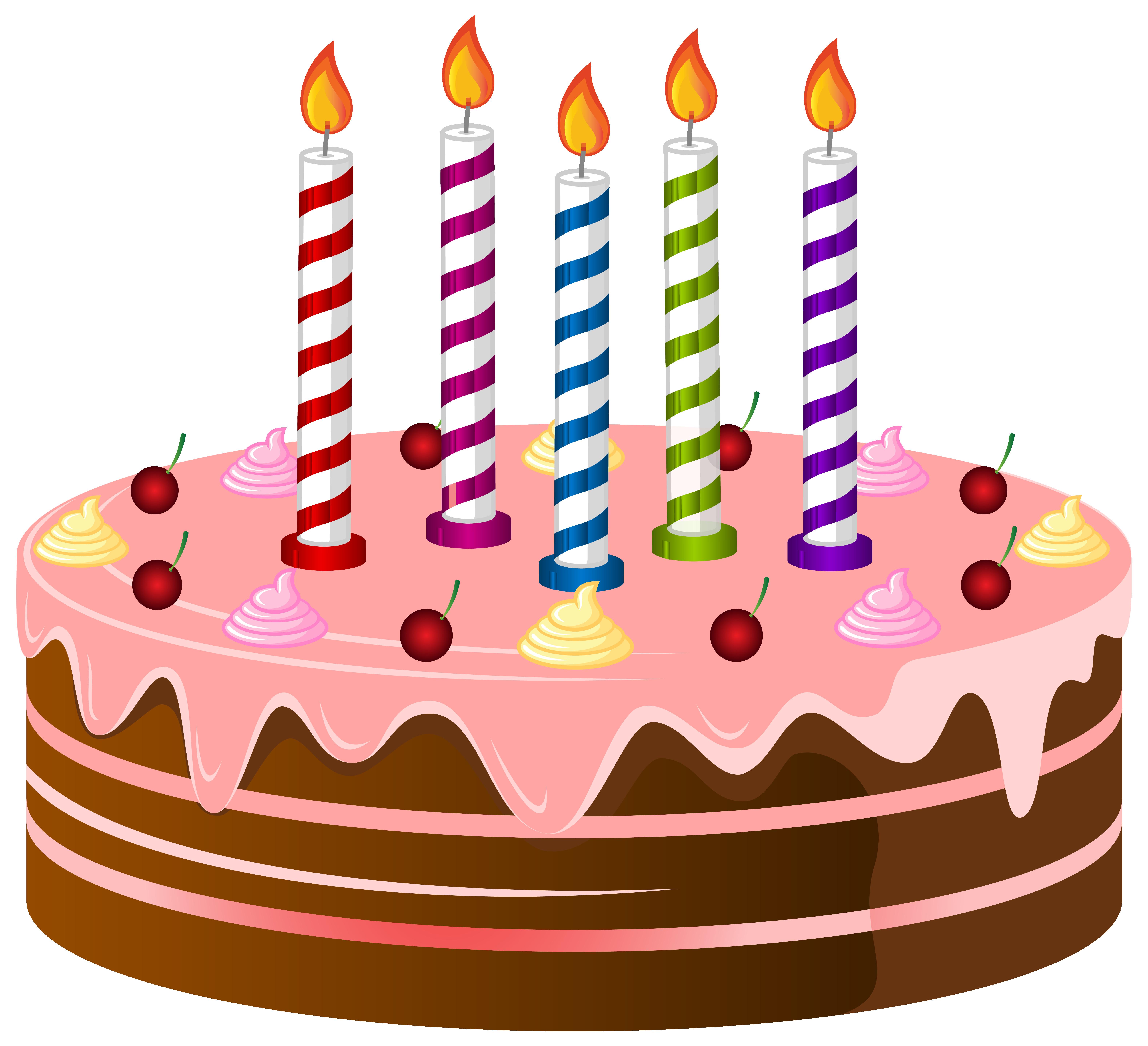 Birthday Cake Png  Birthday Cake ClipArt Best