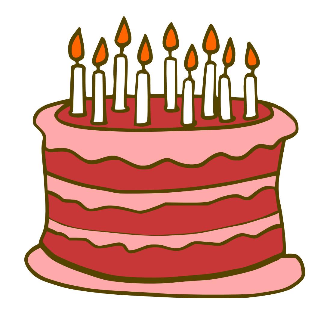 Birthday Cake Png  Birthday Cake PNG Transparent