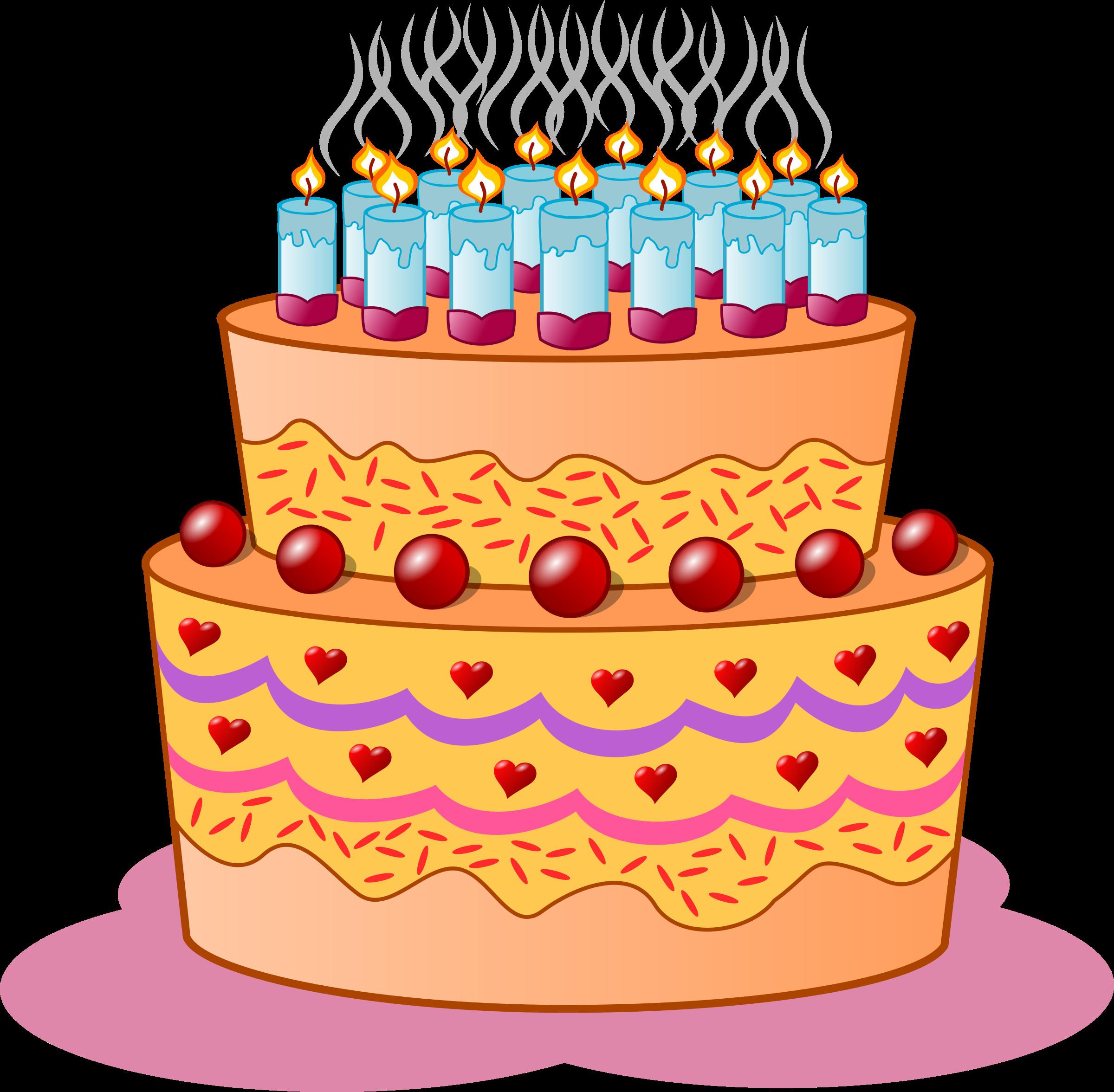 Birthday Cake Png  Clipart Birthday cake