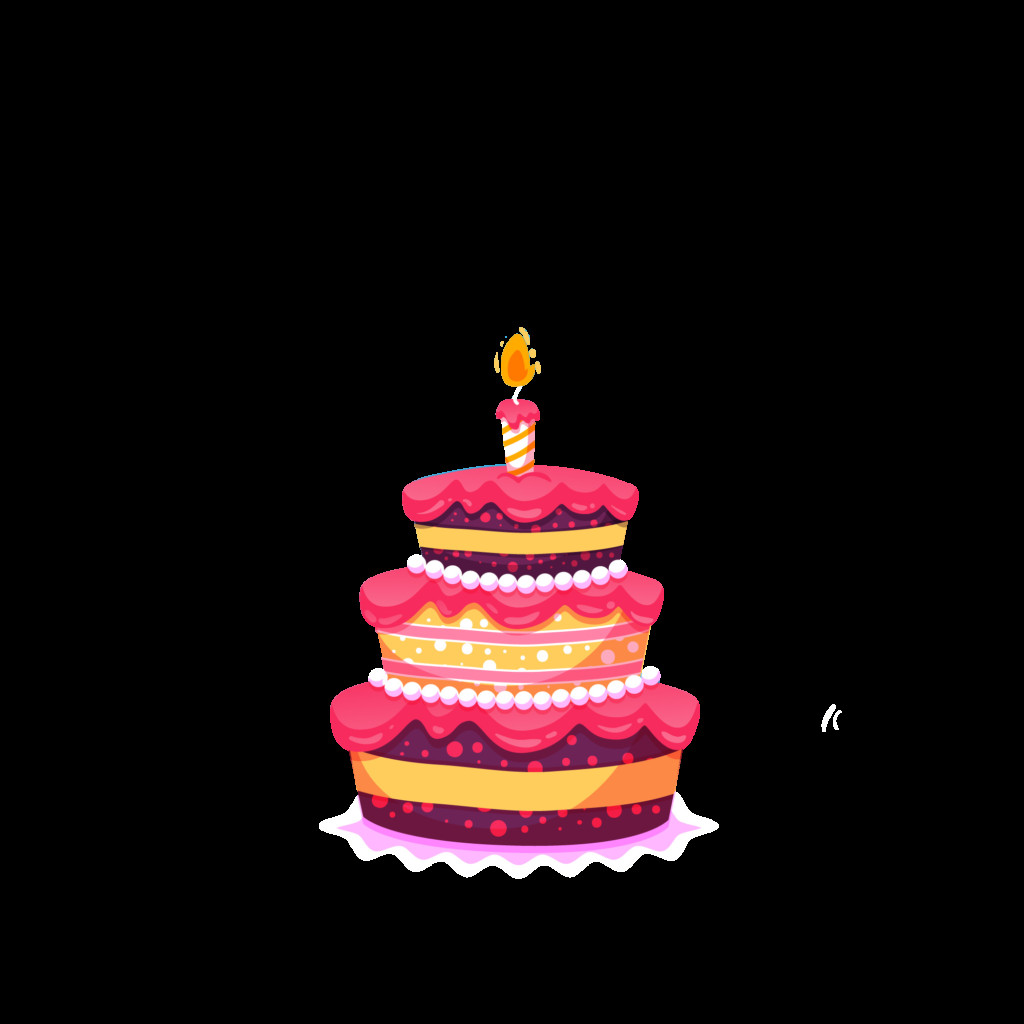 Birthday Cake Png  Happy Birthday Cake PNG Vector Clipart PSD peoplepng