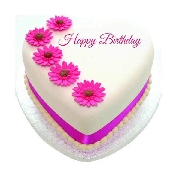 Birthday Cake Png  Heart Cream Love Cake 5179 TransparentPNG