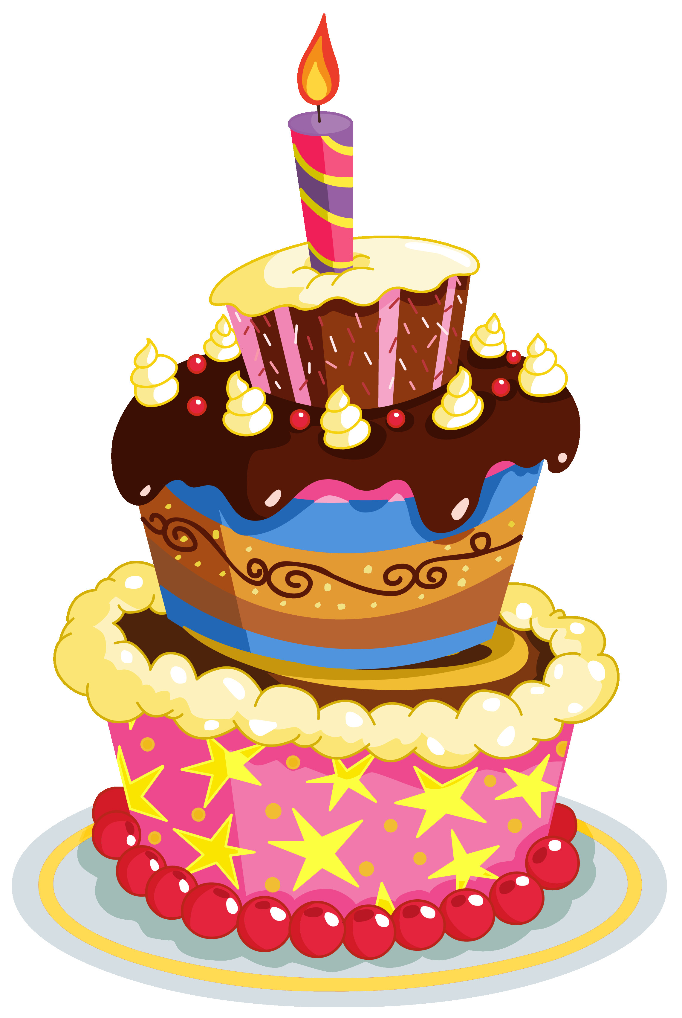 Birthday Cake Png  Pin by Naenae Nanny on Clip art