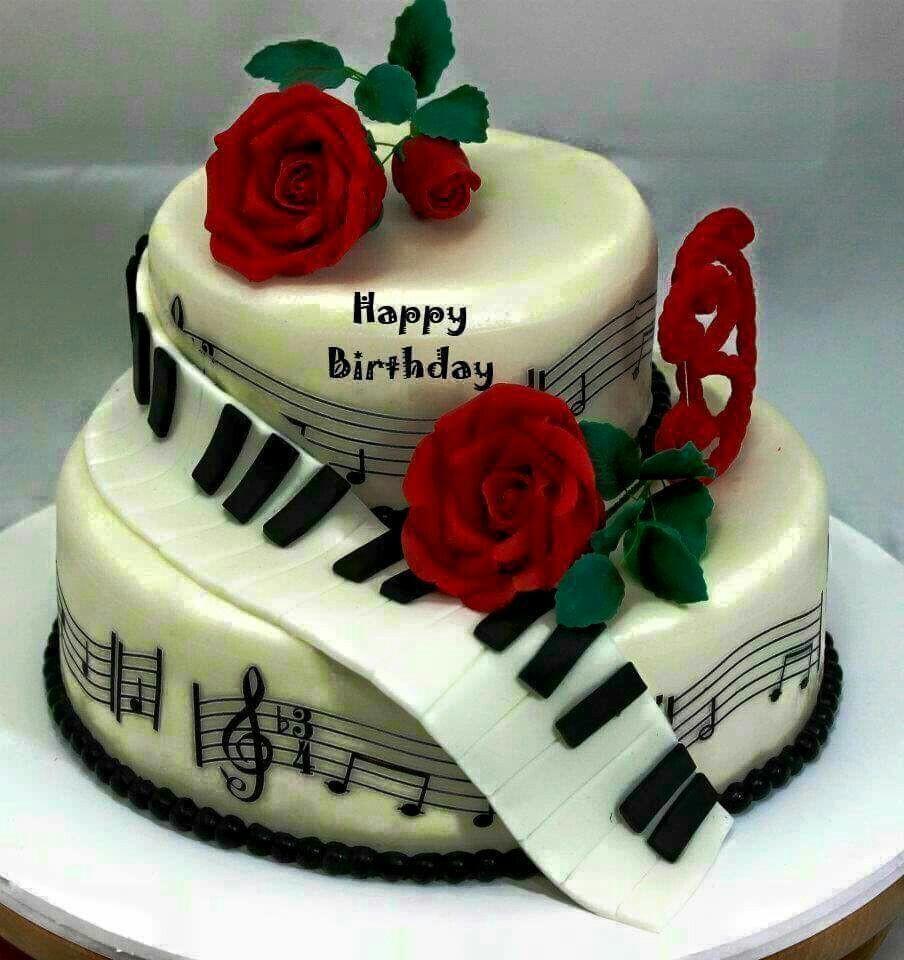 Birthday Cake Song  Happy birthday music cake Happy Birthday
