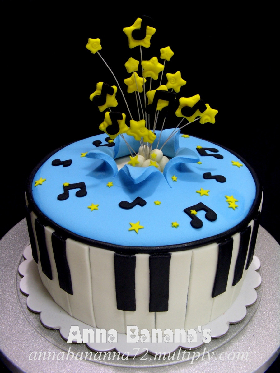 Birthday Cake Song  Music CakeCentral
