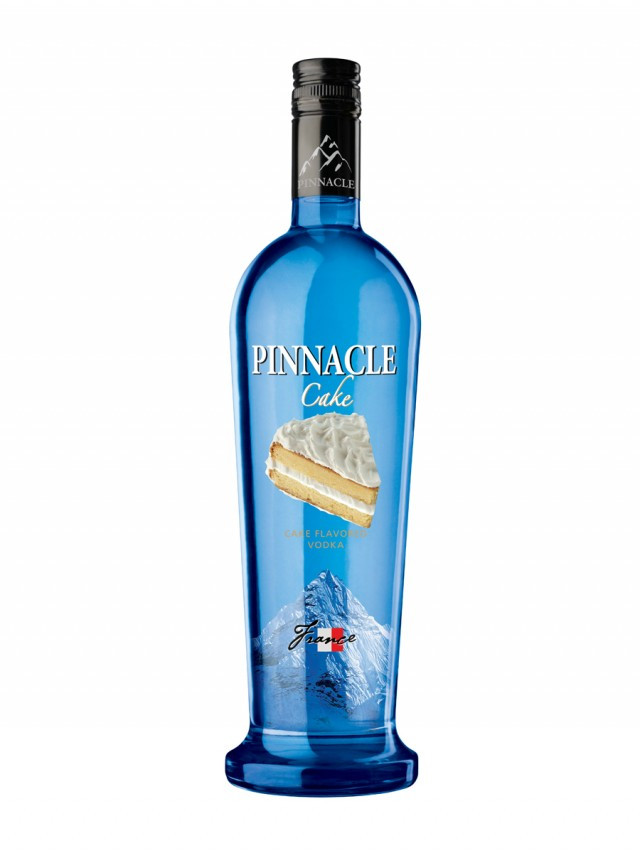 Birthday Cake Vodka  Pinnacle Cake Vodka Review