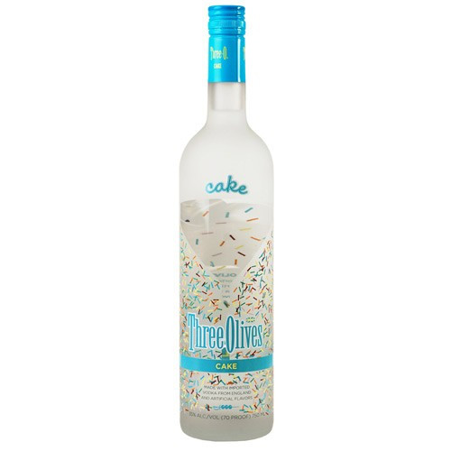 Birthday Cake Vodka  Pour It Up Vodka Flavors to Try