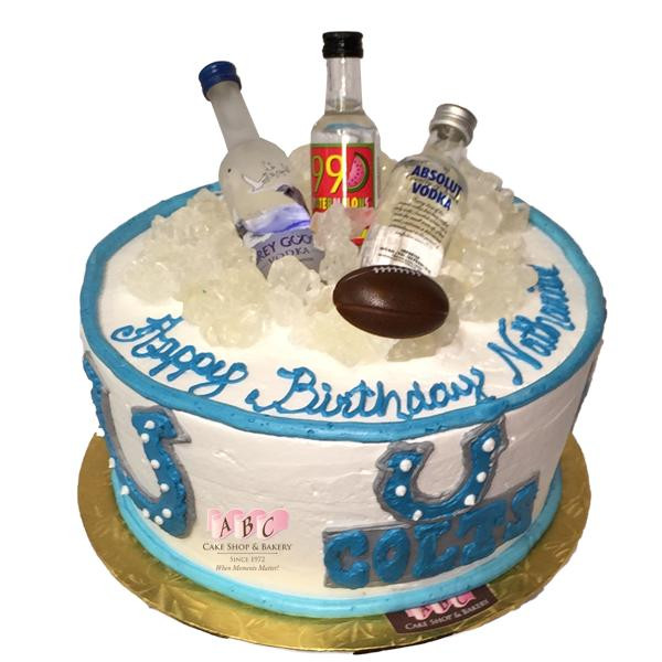 Birthday Cake Vodka  Vodka Birthday Cake