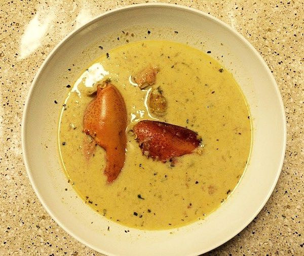 Bisque Vs Soup  Lobster Bisque or Lobster Soup My way Sravs Cooking Dairy