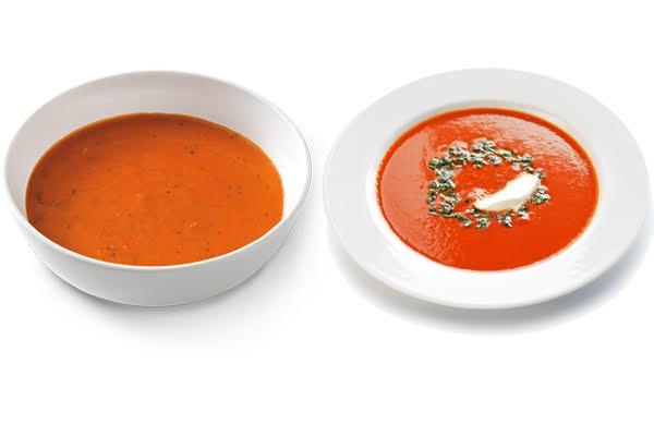 Bisque Vs Soup  Tomato Bisque vs Tomato Soup