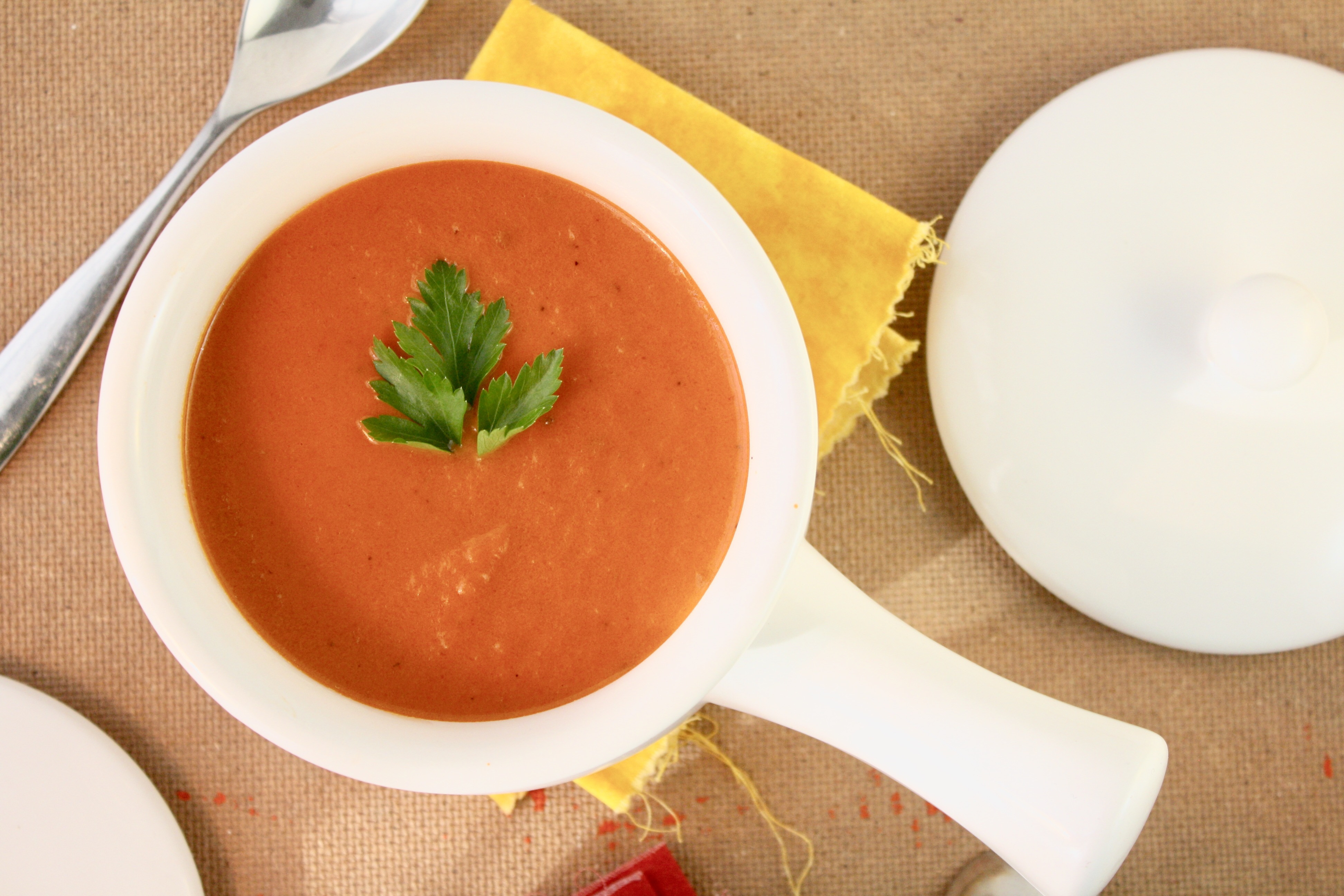 Bisque Vs Soup  what is tomato bisque
