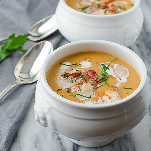Bisque Vs Soup  Nutritional Value Lobster Bisque Nutrition Ftempo