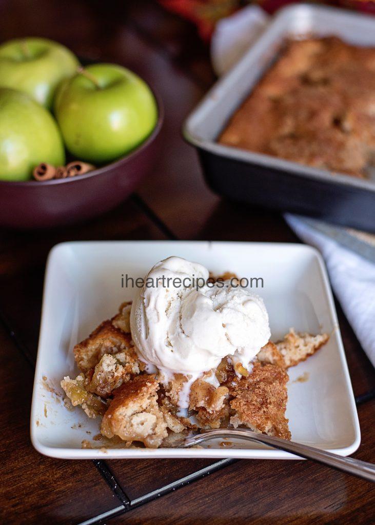Bisquick Apple Cobbler  Apple Cobbler with Bisquick