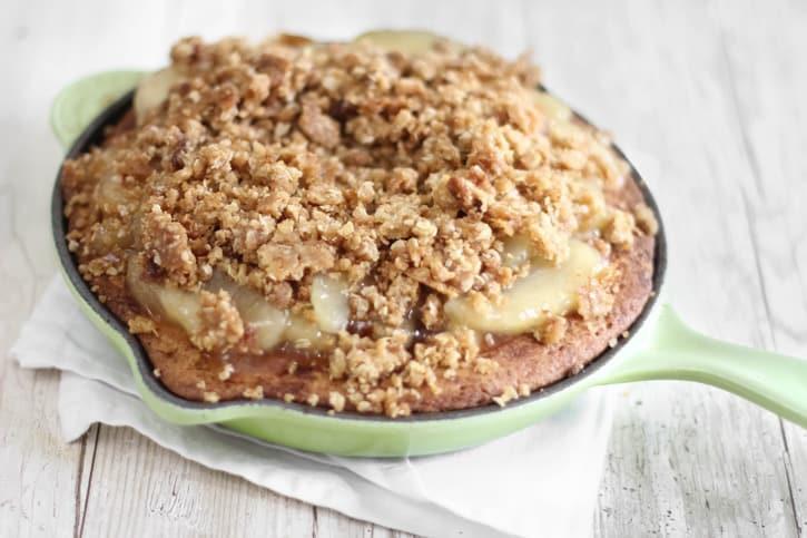 Bisquick Apple Cobbler  bisquick apple crisp