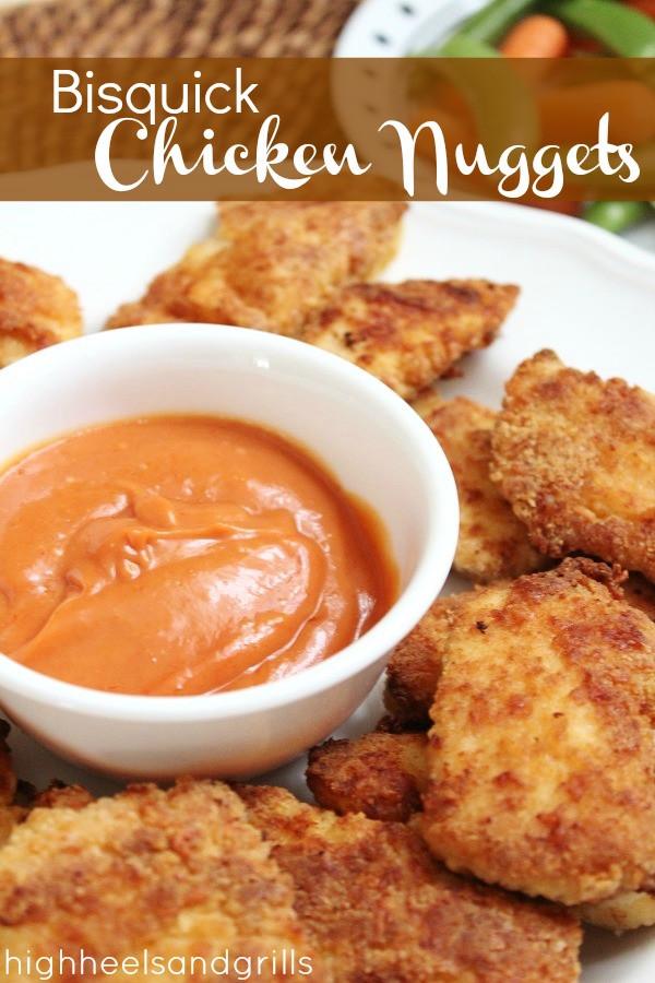 Bisquick Baked Chicken  Bisquick chicken tender recipes Food chicken recipes
