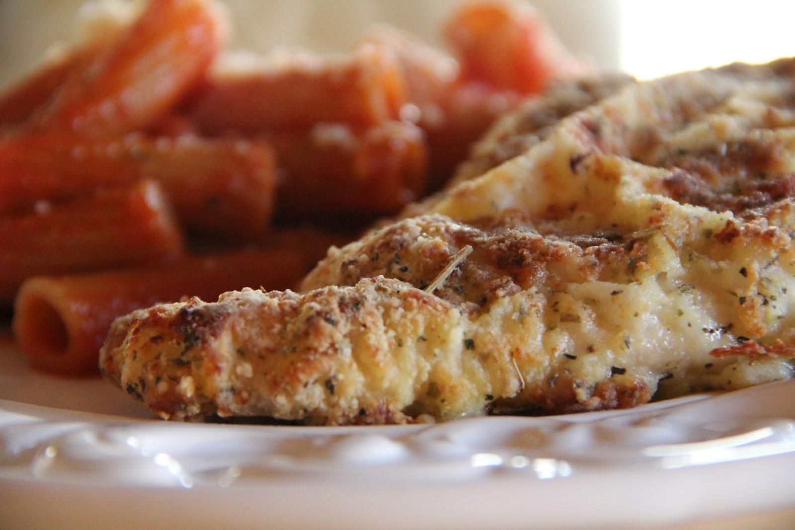 Bisquick Baked Chicken  Dinner Tonight Bisquick Chicken Parm