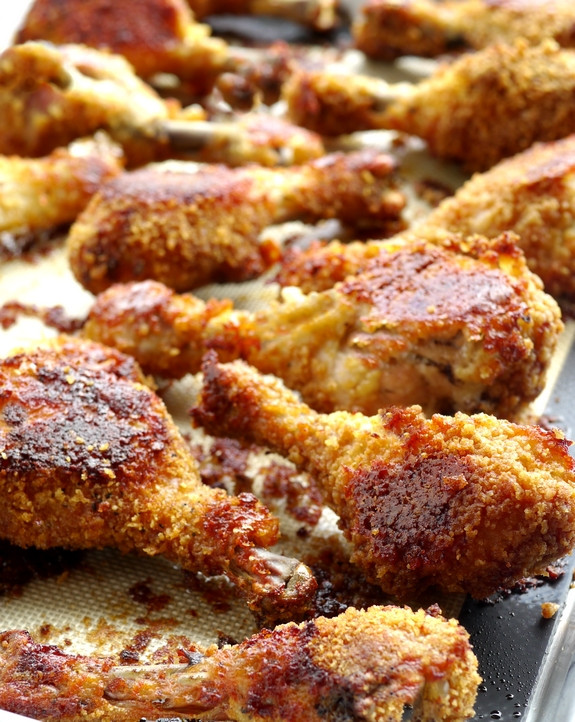 Bisquick Baked Chicken  bisquick fried chicken batter recipe