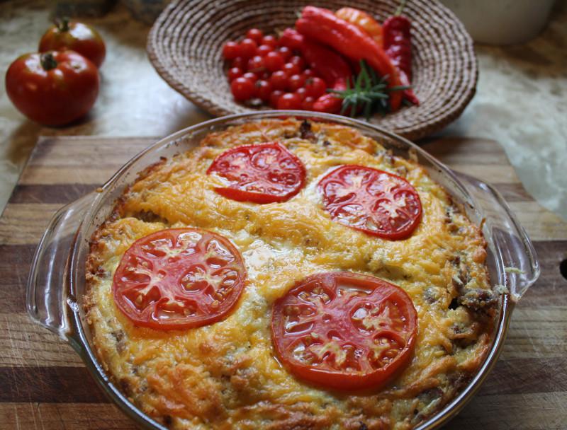 Bisquick Breakfast Recipes  bisquick impossible breakfast pie