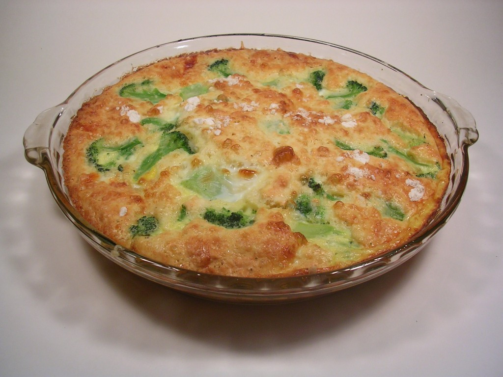 Bisquick Breakfast Recipes  bisquick impossible ham and cheese quiche