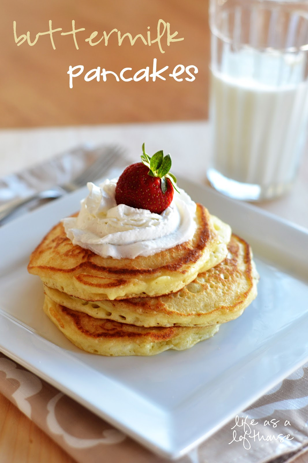 Bisquick Buttermilk Pancakes  Buttermilk Pancakes