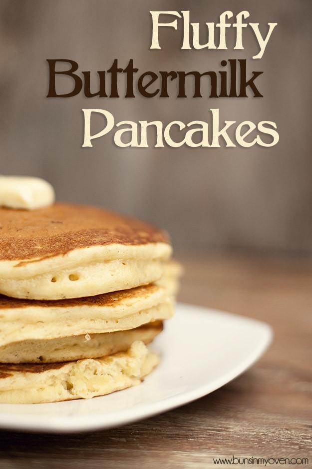 Bisquick Buttermilk Pancakes  fluffy bisquick pancake recipe