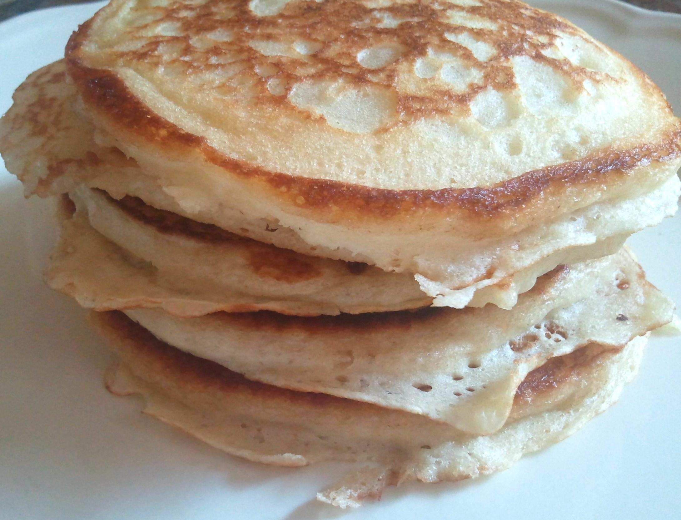 Bisquick Buttermilk Pancakes  Breakfast