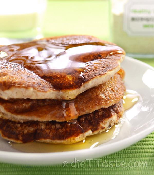Bisquick Buttermilk Pancakes  Healthy Bisquick Pancakes