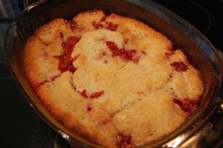 Bisquick Cherry Cobbler  126 best COBBLER CHERRY RECIPES images on Pinterest
