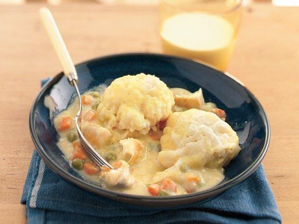 Bisquick Drop Dumplings  Quick Chicken and Dumplings Recipe