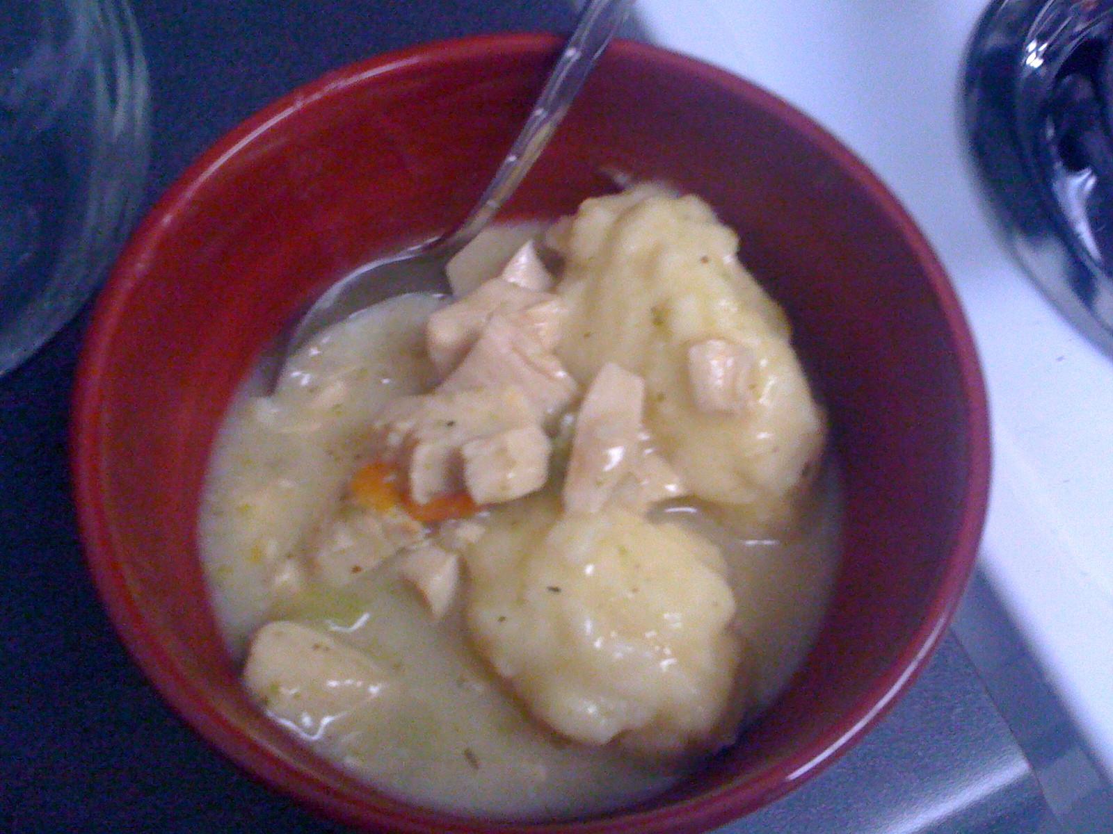 Bisquick Drop Dumplings  Chicken and Dumplings
