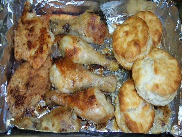 Bisquick Fried Chicken  Oven Fried Bisquick Chicken Recipe Food