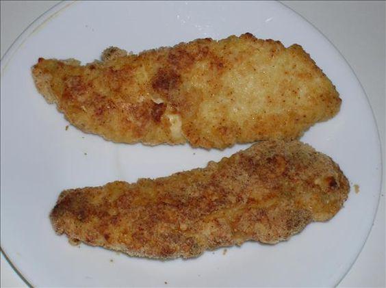Bisquick Fried Chicken  bisquick oven fried chicken tenders