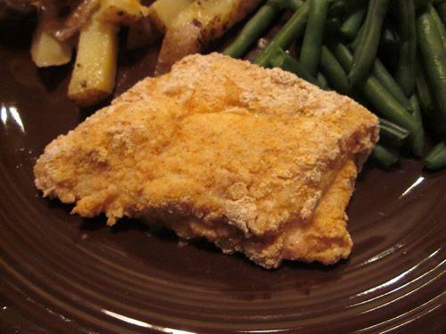 Bisquick Fried Chicken  Oven Fried Chicken using Bisquick
