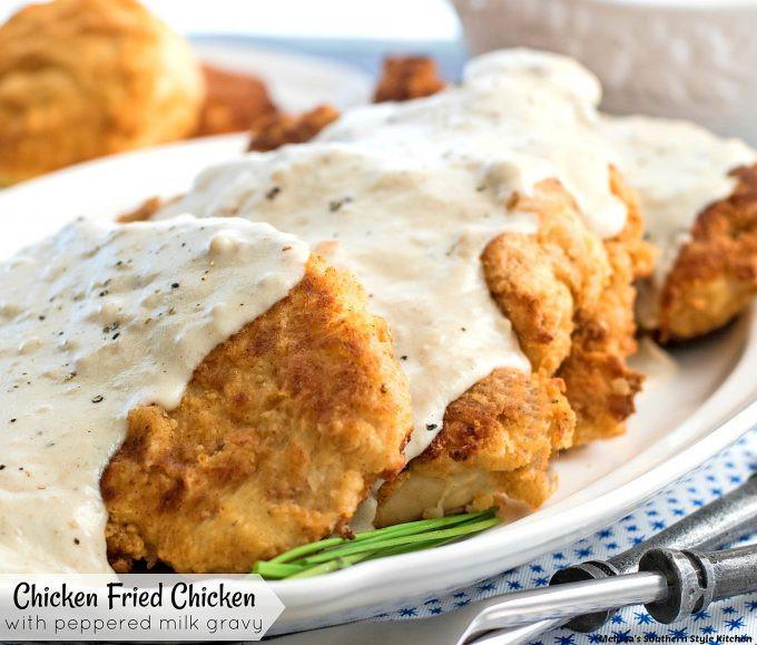 Bisquick Fried Chicken  bisquick pan fried chicken