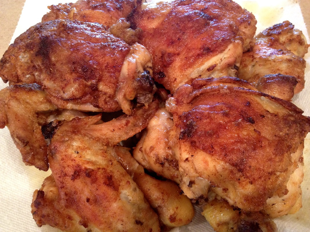 Bisquick Fried Chicken  Oven Fried Chicken