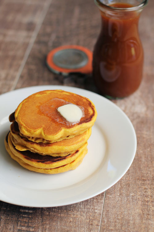 Bisquick Pancakes Recipe  This Week for Dinner Pumpkin Pancakes with Bisquick