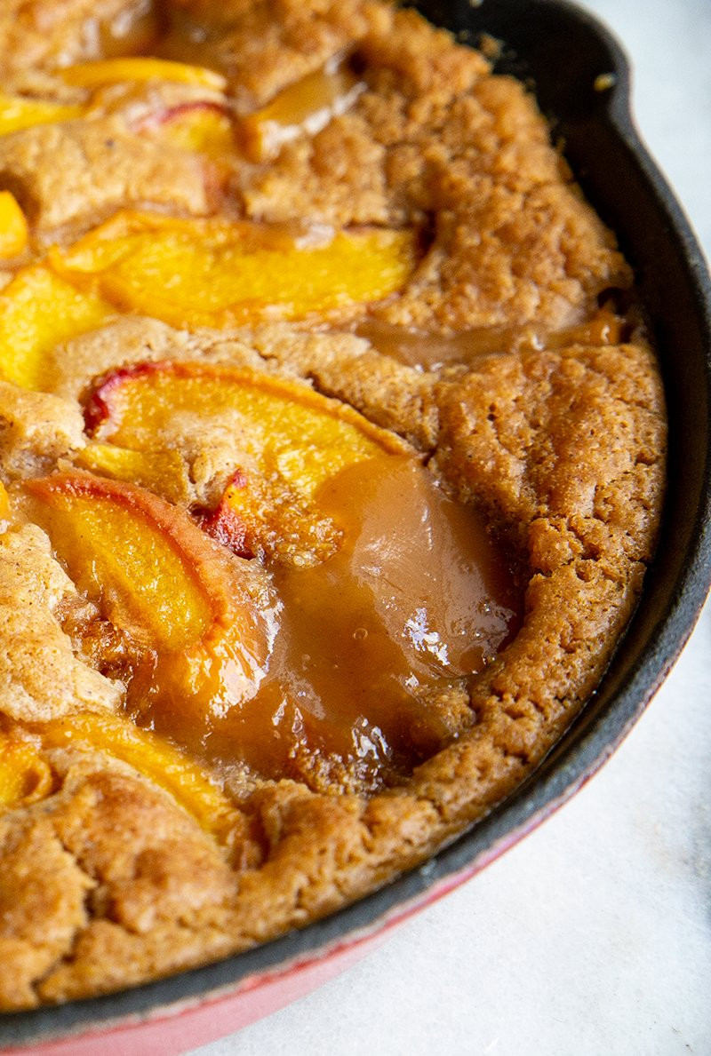 Bisquick Peach Cobbler  Bisquick™ Peach Cobbler Recipe The Kitchen Magpie
