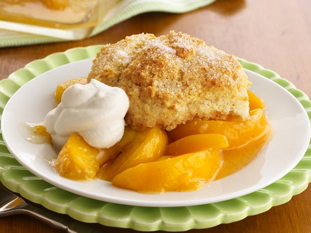 Bisquick Peach Cobbler  Peach Cobbler recipe from Betty Crocker