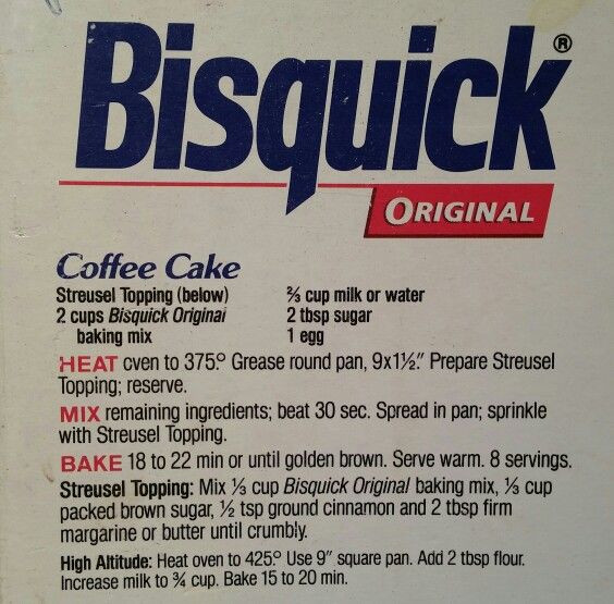 Bisquick Shortcake Recipe 9X13 Pan  Bisquick original recipe from the box Food