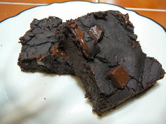 Black Bean Avocado Brownies  Holy Cannoli Recipes Black Bean Avocado Brownies