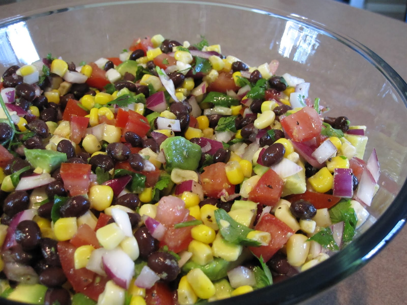 Black Bean Corn Salsa  taylor made Black Bean and Corn Salsa