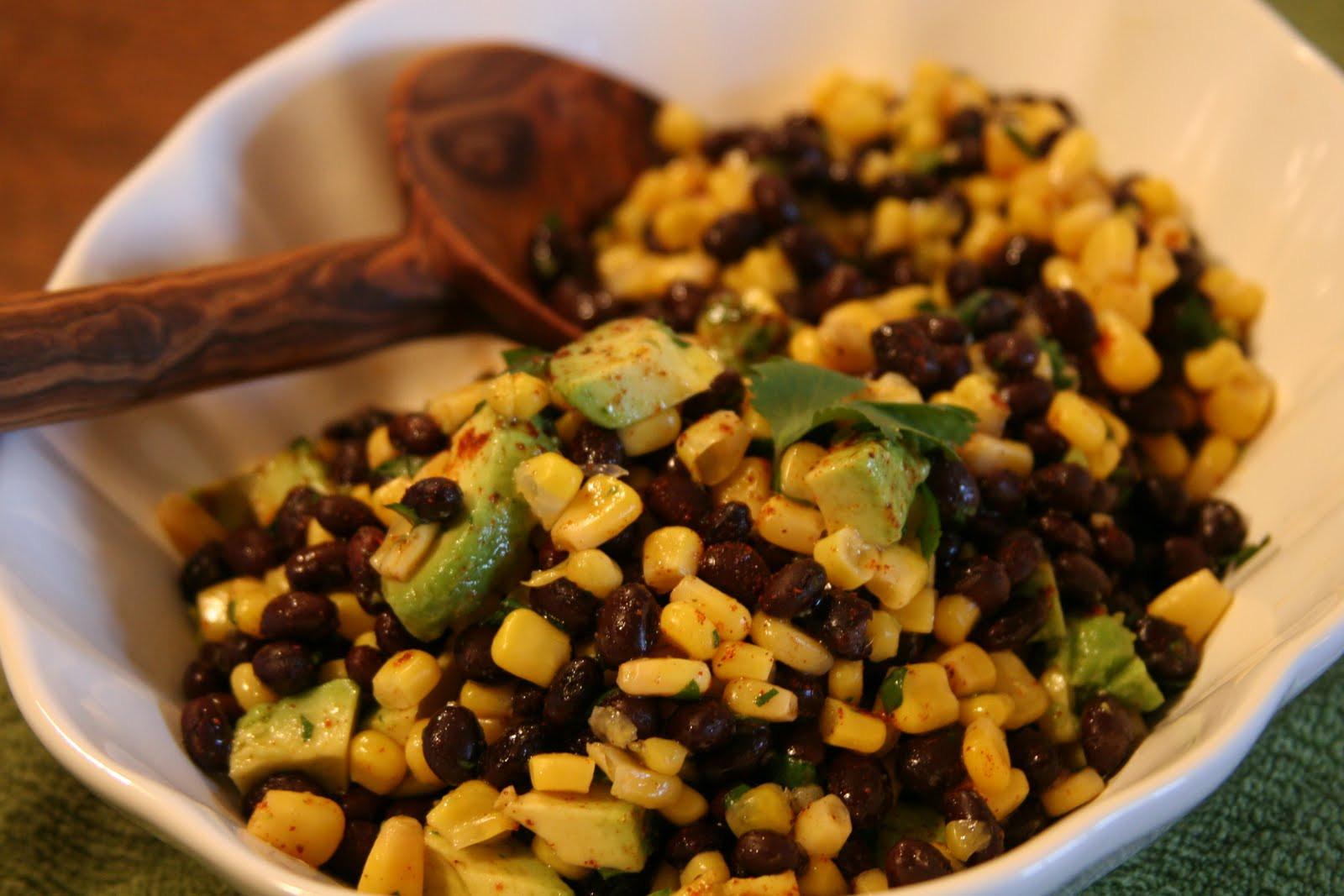 Black Bean Corn Salsa  Black Bean and Corn Salsa Espresso and CreamEspresso and