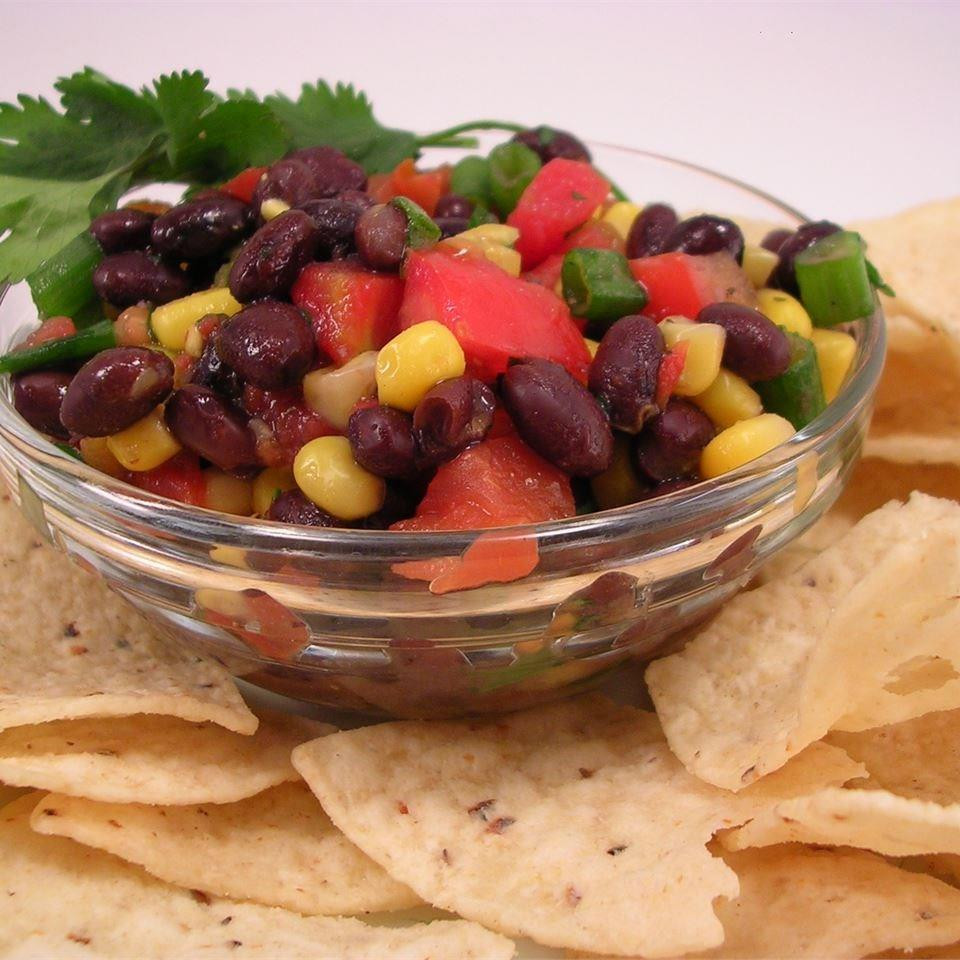 Black Bean Salsa Recipe  Black bean salsa recipe All recipes UK
