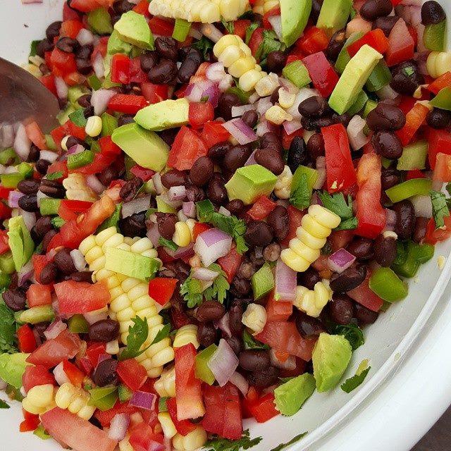 Black Bean Salsa Recipe  Best Black Bean Salsa Recipe