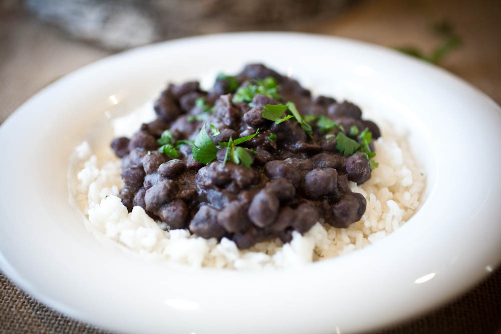 Black Beans And Rice  Black Beans & Rice The Crepes of Wrath