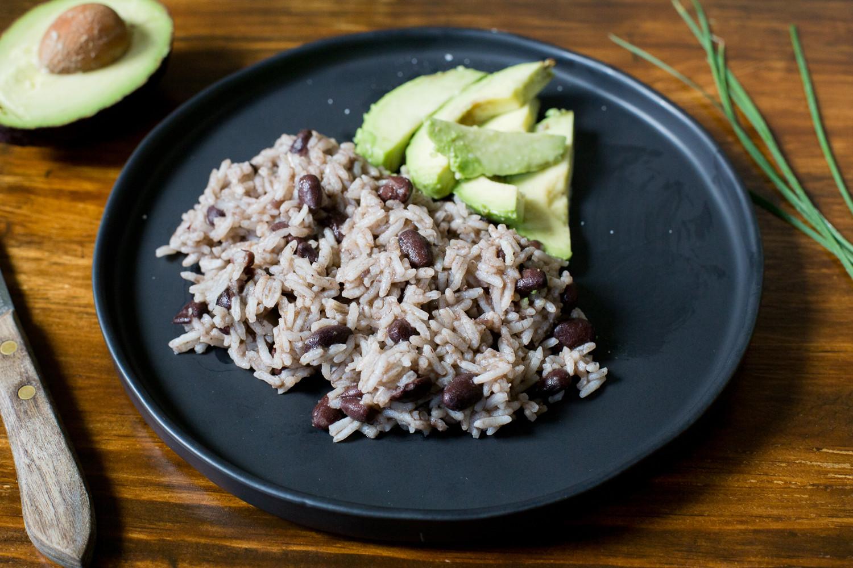 Black Beans And Rice  Cuban Black Beans & Rice