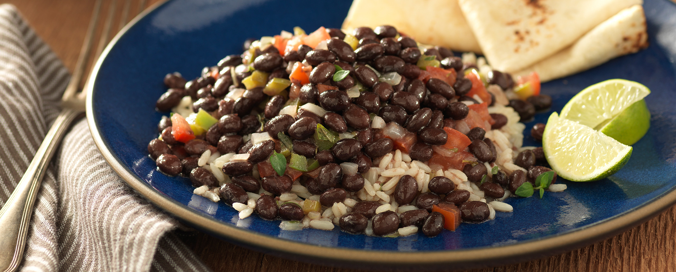 Black Beans And Rice  rice and black beans recipe