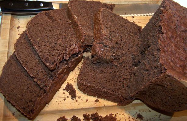 Black Bread Recipe  Black Bread Bread Machine Recipe Healthy Food