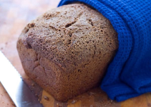 Black Bread Recipe  blackbread