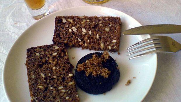 Black Bread Recipe  How to Bake Fruited Black Bread Recipe Mash