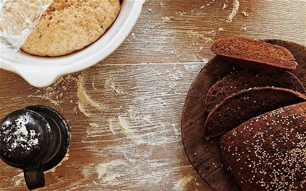 Black Bread Recipe  Black bread recipe Telegraph